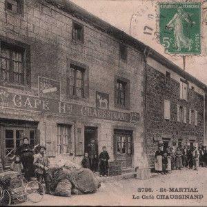 Les anciennes rues du village