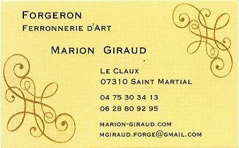 MARION GIRAUD