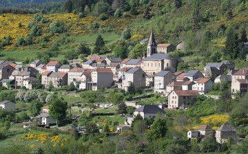 Le village de Saint Martial