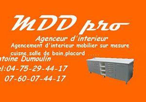 MDD PRO - Antoine Dumoulin